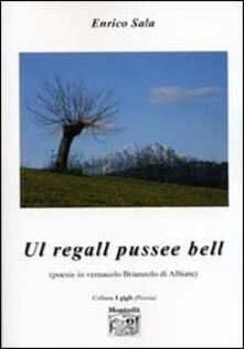 Ul regall pussee bell - Enrico Sala - copertina