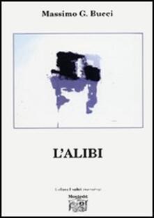 L' alibi - Massimo G. Bucci - copertina