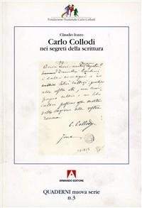 Carlo Collodi nei segreti della scrittura