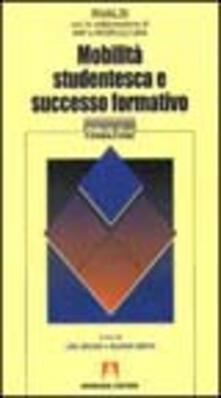 Mobilità studentesca e successo formativo - copertina
