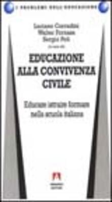 Winniearcher.com Educazione alla convivenza civile. Educare, istruire, formare nella scuola italiana Image