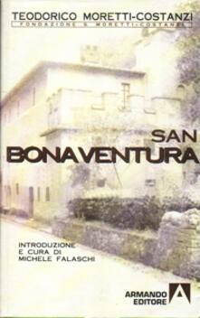 San Bonaventura - Teodorico Moretti Costanzi - copertina
