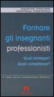 Parcoarenas.it Formare gli insegnanti professionisti. Quali strategie? Quali competenze? Image