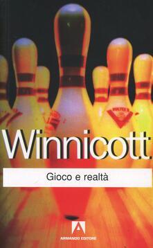 Gioco e realtà - Donald W. Winnicott - copertina