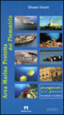 L' area marina protetta del Plemmirio - Silvano Vinceti - copertina