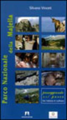 Il parco nazionale della Majella - Silvano Vinceti - copertina