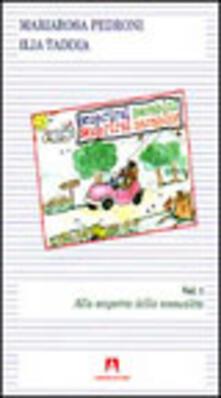 Scoprirsi bambini. Scoprirsi bambine. Vol. 1 - M. Rosa Pedroni,Ilia Taddia - copertina