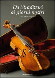 Da Stradivari ai giorni nostri - copertina