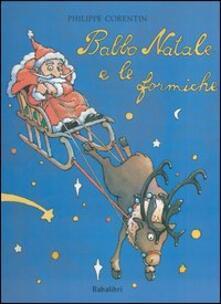 Antondemarirreguera.es Babbo Natale e le formiche Image