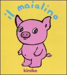 Il maialino - Kimiko - copertina