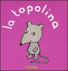 La topolina - Kimiko - copertina