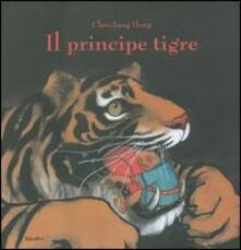 Il principe tigre - Jiang Hong Chen - copertina