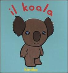 Il Koala - Kimiko - copertina