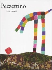 Libro Pezzettino Leo Lionni