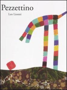 Pezzettino - Leo Lionni - copertina