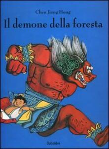 Il demone della foresta - Jiang Hong Chen - copertina