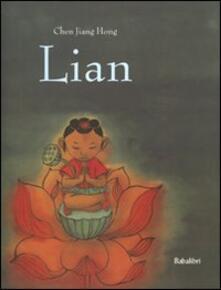 Lian - Jiang Hong Chen - copertina