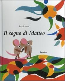 Il sogno di Matteo - Leo Lionni - copertina