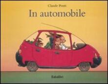 In automobile - Claude Ponti - copertina