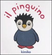 Il pinguino. Libro pop-up - Kimiko - copertina