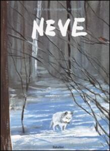 Neve - Grégoire Solotareff,Olga Lecaye - copertina