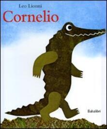 Cornelio - Leo Lionni - copertina