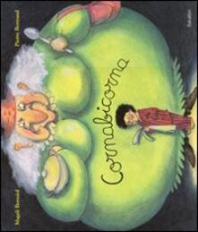 Cornabicorna - Magali Bonniol,Pierre Bertrand - copertina