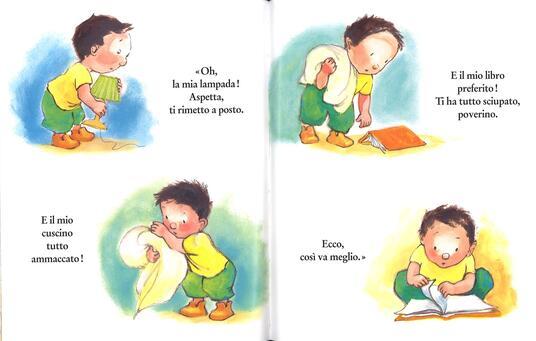 Che rabbia! Ediz. illustrata - Mireille D'Allancé - 5