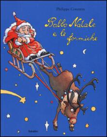 Babbo Natale e le formiche - Philippe Corentin - copertina