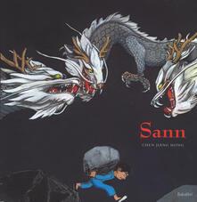 Sann - Jiang Hong Chen - copertina