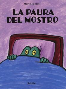 La paura del mostro - Mario Ramos - copertina
