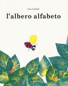L' albero Alfabeto. Ediz. illustrata - Leo Lionni - copertina