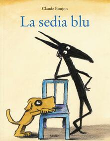 Radiospeed.it La sedia blu. Ediz. illustrata Image