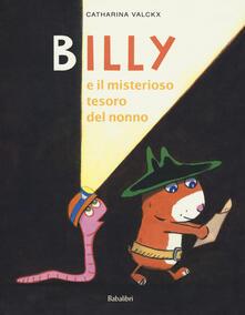 Recuperandoiltempo.it Billy e il misterioso tesoro del nonno. Ediz. a colori Image