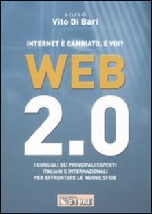 Voluntariadobaleares2014.es Web 2.0. Internet è cambiato. E voi? I consigli dei principali esperti italiani e internazionali per affrontare le nuove sfide Image