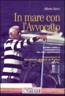 In mare con l'avvocato - Alfredo Alocci - copertina