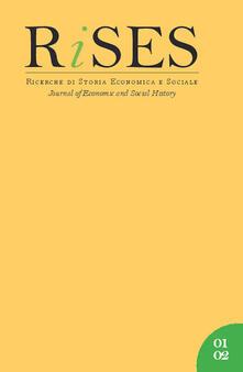 Filippodegasperi.it RiSES. Ricerche di storia economica e sociale (2018). Ediz. bilingue. Vol. 1-2 Image