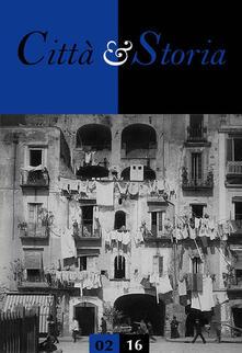 Città e storia. Ediz. italiana e francese (2016). Vol. 2: Portes et péripheries. - copertina