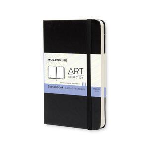 Moleskine Sketchbook. Nero - 5