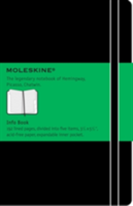 Cartoleria Taccuino Info Moleskine Moleskine 0