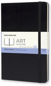 Cartoleria Taccuino Sketchbook Moleskine large Moleskine 0