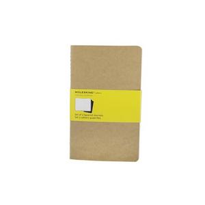 Cartoleria Quaderno Cahier Moleskine large a quadretti . Set da 3 Moleskine 2