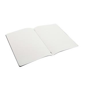Cartoleria Quaderno Cahier Moleskine extra large a quadretti. Set da 3 Moleskine 1