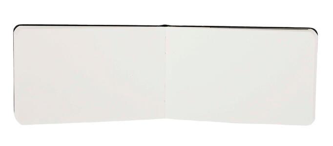 Album per acquerelli Art Watercolor Album Moleskine pocket copertina rigida nero. Black - 4