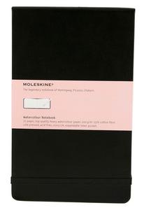 Cartoleria Taccuino acquerello Moleskine large Moleskine 5