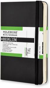 Cartoleria Taccuino City Notebook Moleskine Berlin Moleskine 0