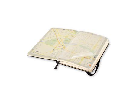 Cartoleria Taccuino City Notebook Moleskine Berlin Moleskine 1