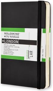 Cartoleria Taccuino City Notebook Moleskine London Moleskine 0