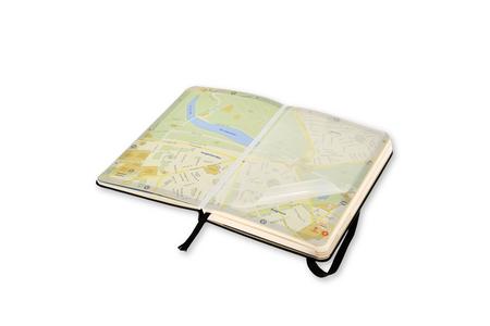 Cartoleria Taccuino City Notebook Moleskine London Moleskine 1