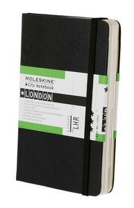 Cartoleria Taccuino City Notebook Moleskine London Moleskine 4